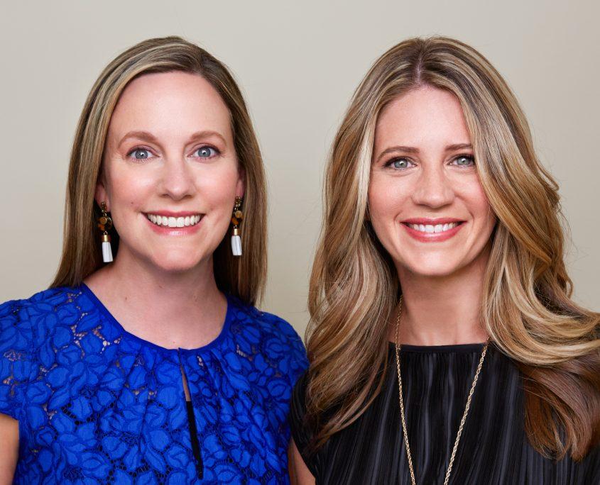 Mary Knape & Kelly Zibell